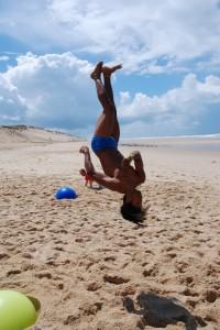 Marcelo - Capoeira Surf 2014