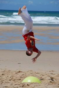 Pulso - Capoeira surf 2014