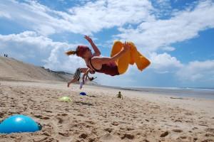 Dende - Capoeira Surf 2014