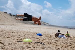 Dadinho - Capoeira Surf 2014